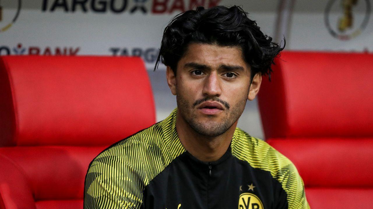 Mahmoud Dahoud (Borussia Dortmund) - Bildquelle: Getty Images