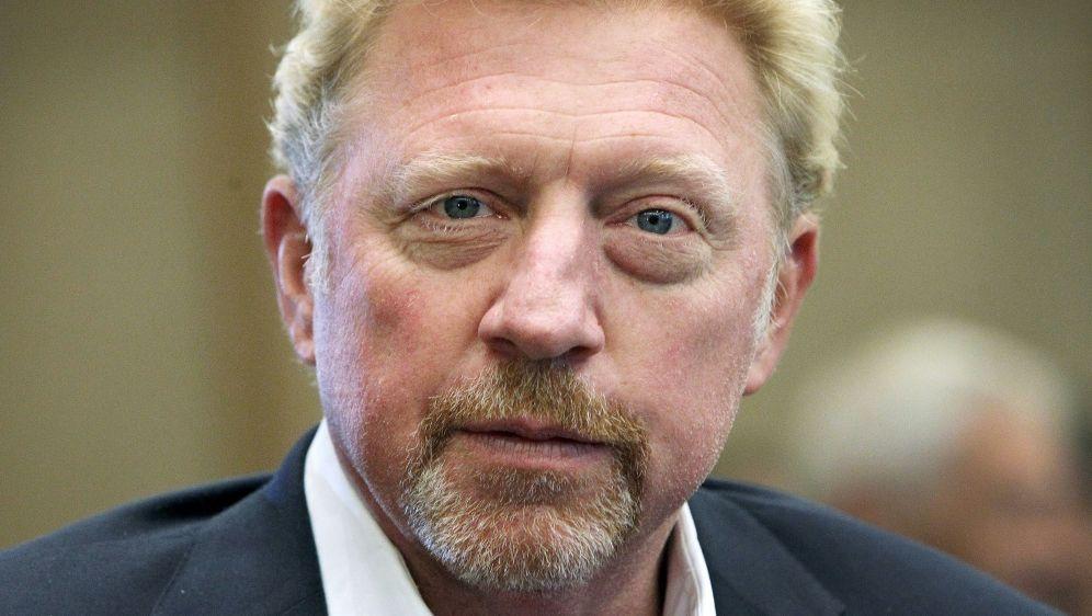 Lob für Krawietz/Mies: Boris Becker - Bildquelle: AFPSIDDANIEL ROLAND