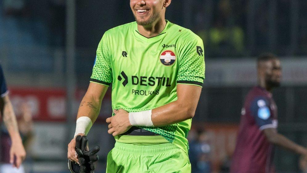 Timon Wellenreuther spielt derzeit für Willem II Tilburg - Bildquelle: PIXATHLONPIXATHLONSID