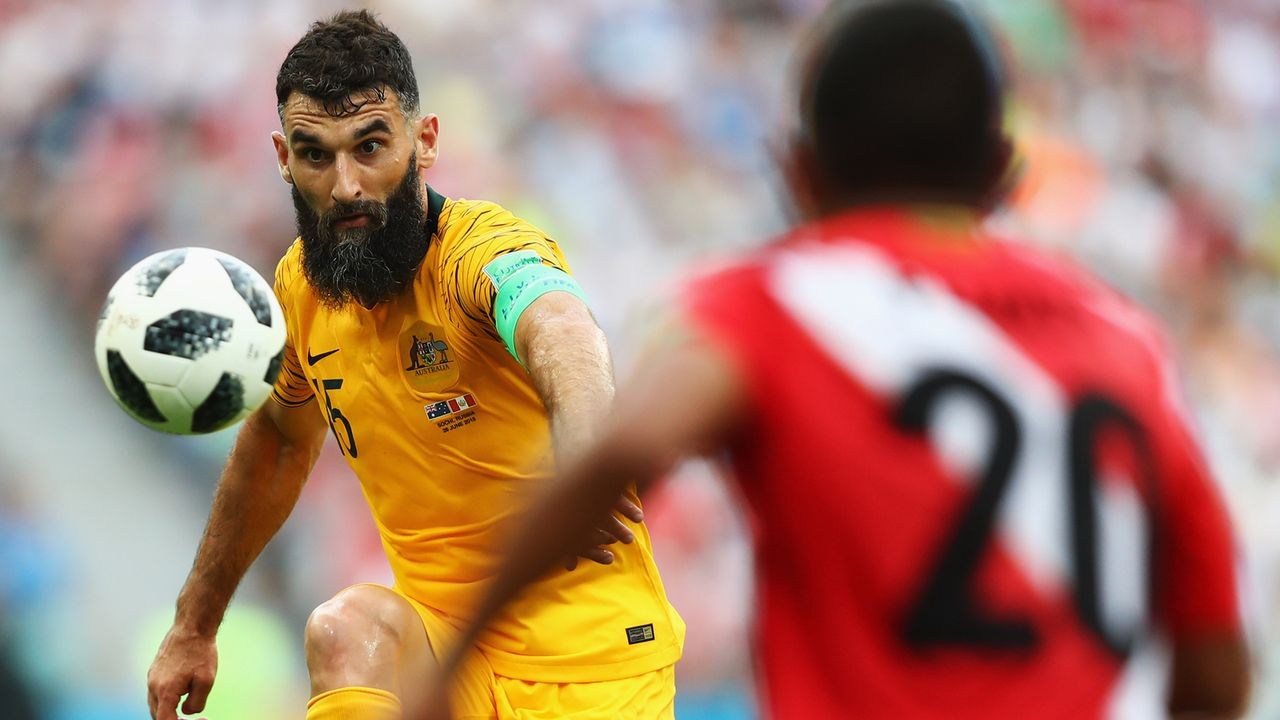 Mile Jedinak - Bildquelle: 2018 Getty Images