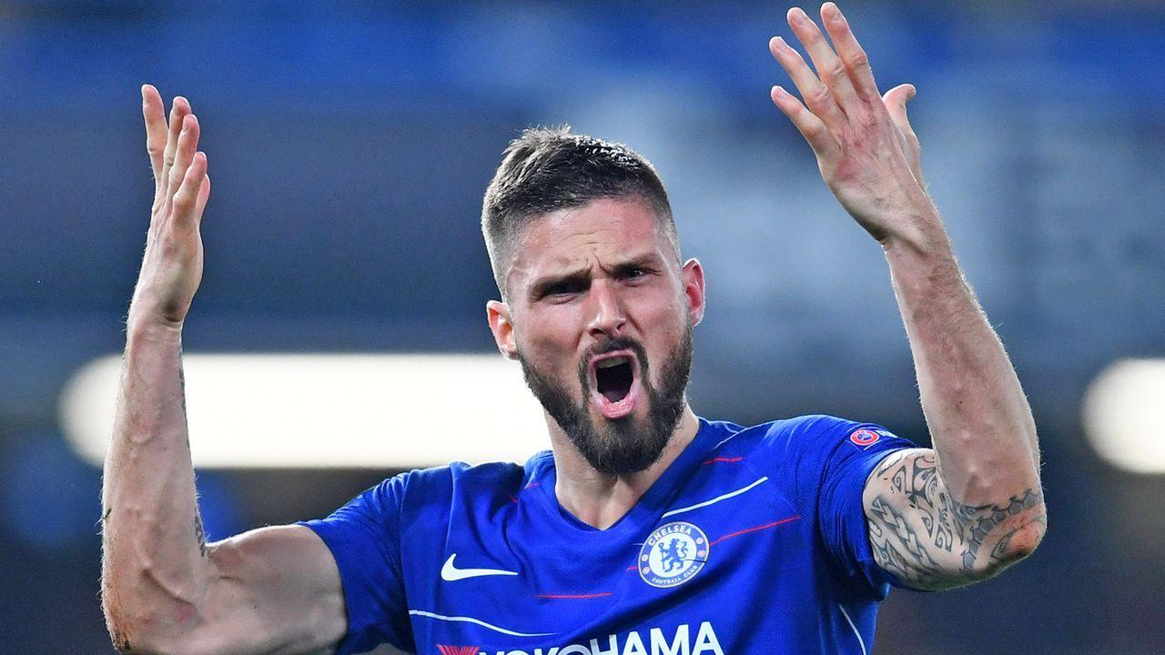 Olivier Giroud (FC Chelsea) - Bildquelle: 2019 Getty Images