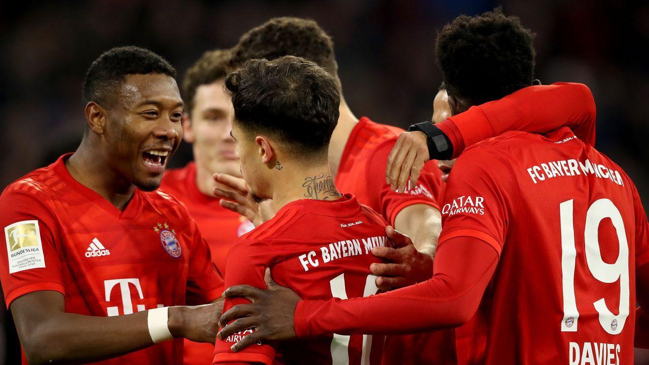 FC Chelsea - FC Bayern München - Bildquelle: 2019 Getty Images