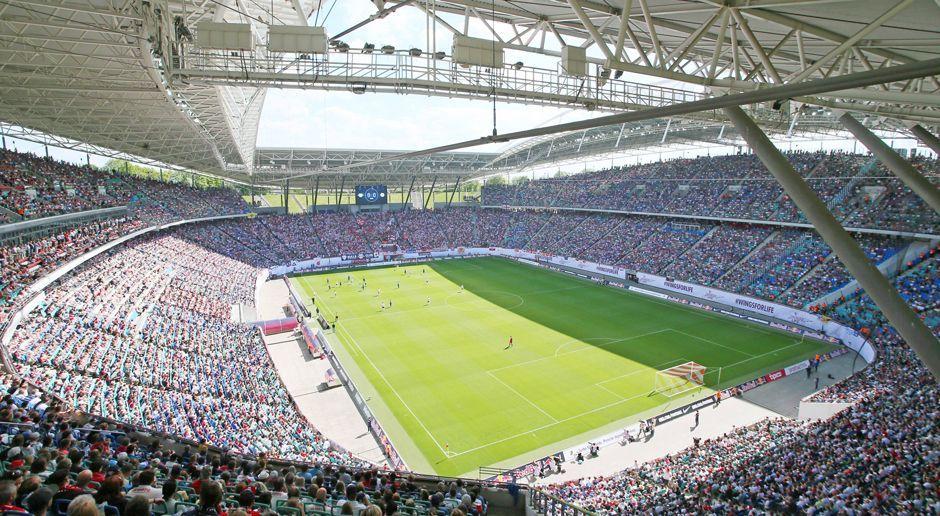 EM-Stadion: Red Bull Arena Leipzig - Bildquelle: imago/Picture Point LE