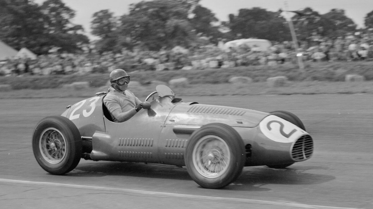BRM (1953)  - Bildquelle: Getty