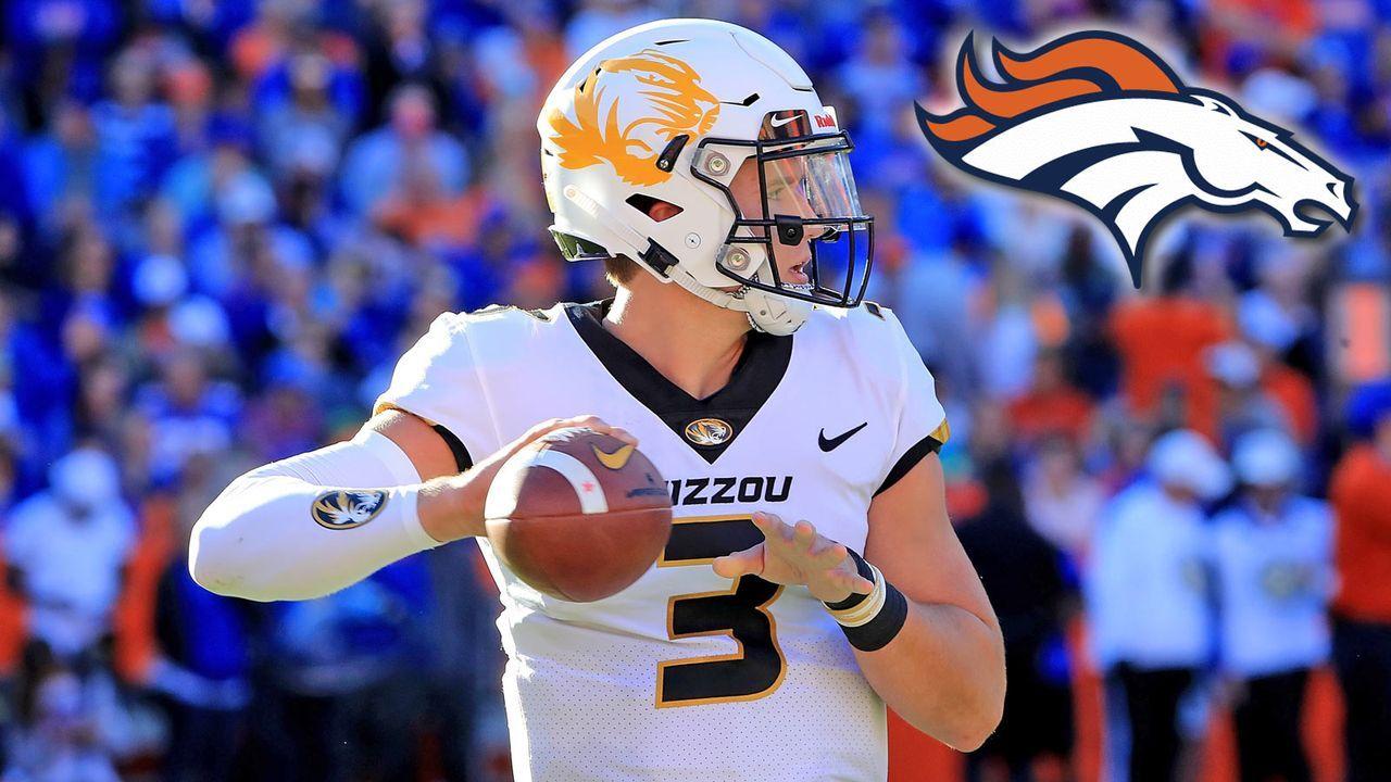 Pick 10: Drew Lock - Denver Broncos - Bildquelle: Getty