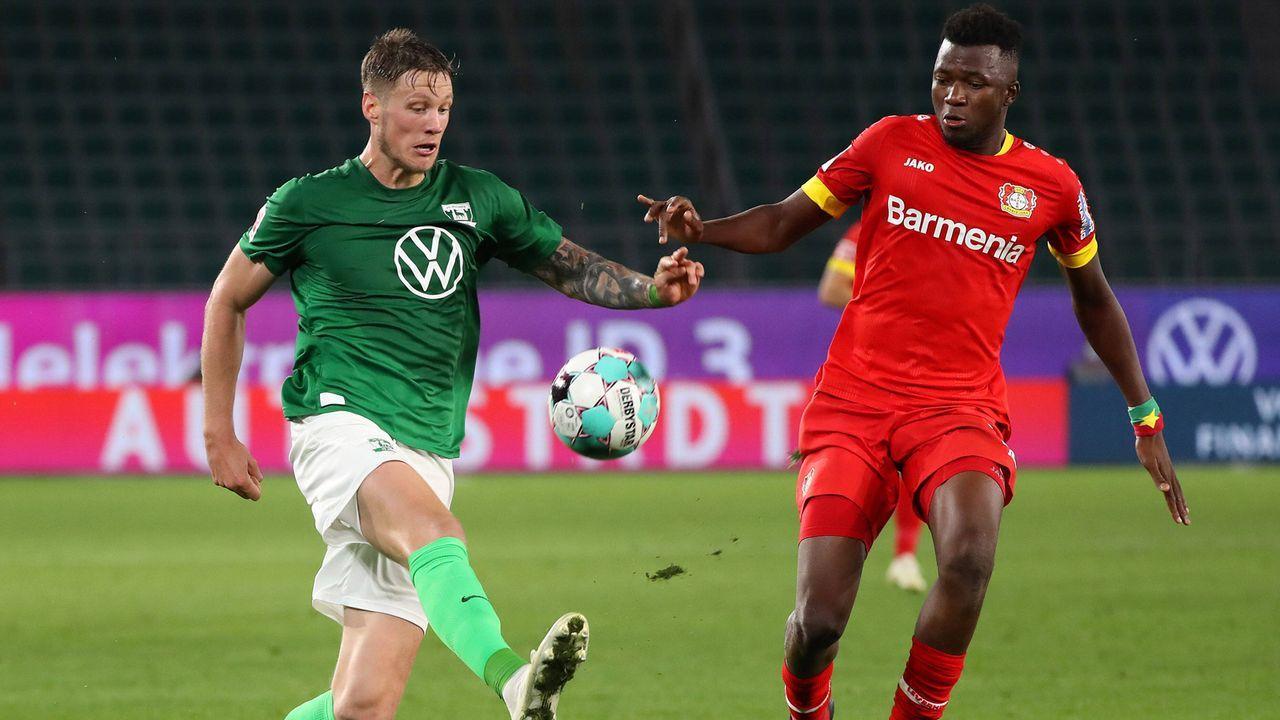 Wout Weghorst (VfL Wolfsburg) - Bildquelle: imago images/regios24