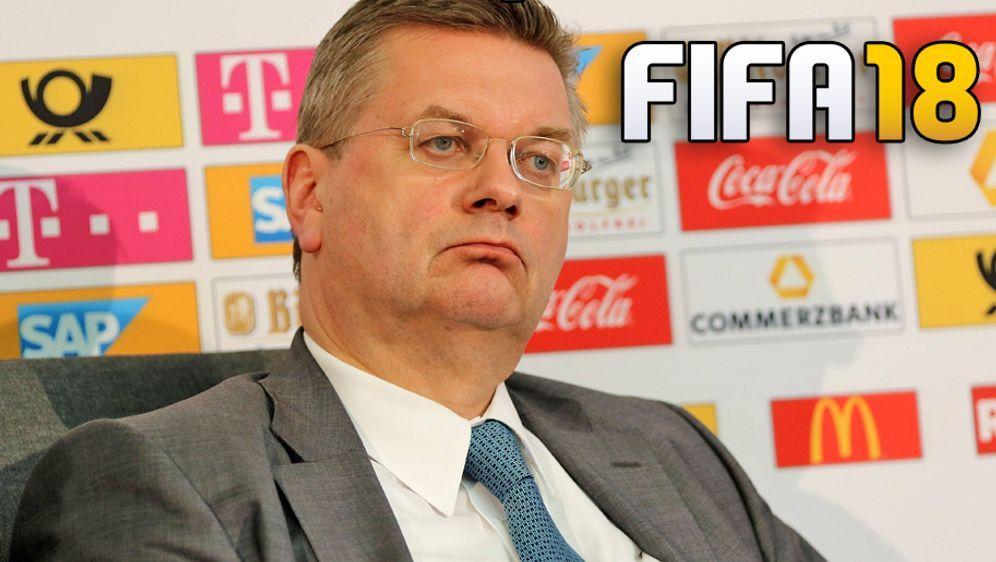 Der DFB hat den eSports-Bereich für sich entdeckt - Bildquelle: imago/Hartenfelser