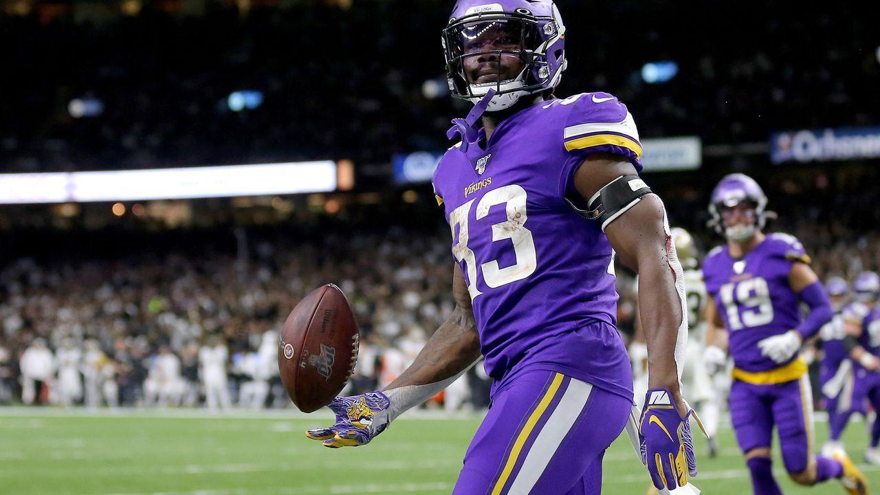 24. Platz: Minnesota Vikings - Bildquelle: 2020 Getty Images
