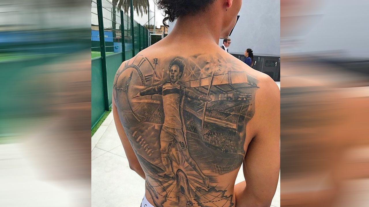 Sané Tattoo