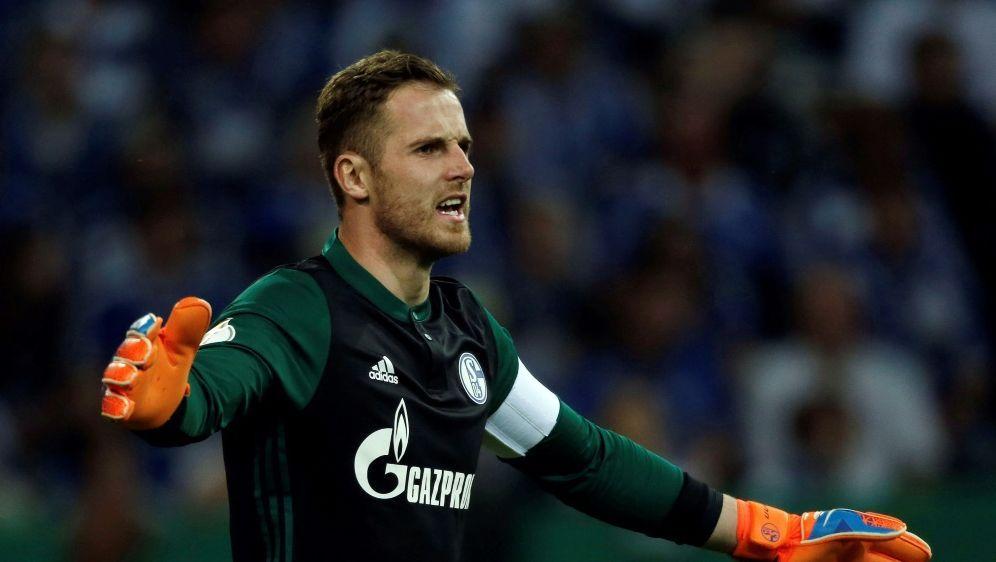 Ralf Fährmann trainiert bei Schalke schon wieder mit - Bildquelle: pixathlonpixathlonSID
