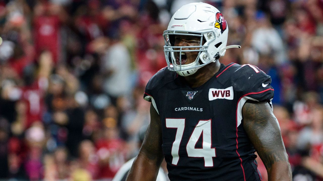 D.J. Humphries (Arizona Cardinals) - Bildquelle: 2019 Getty Images