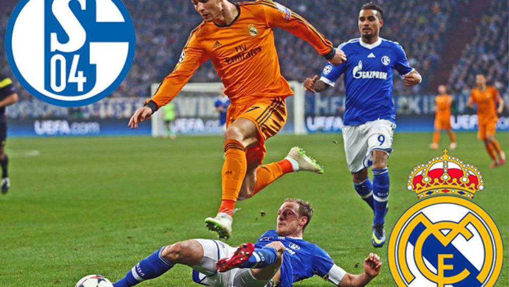 Schalke Real Liveticker