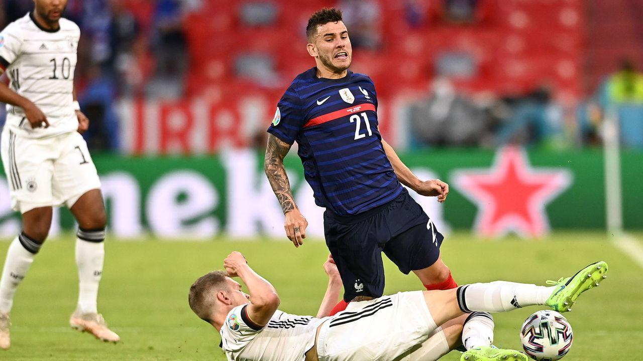 Lucas Hernandez (Frankreich) - Bildquelle: Getty Images