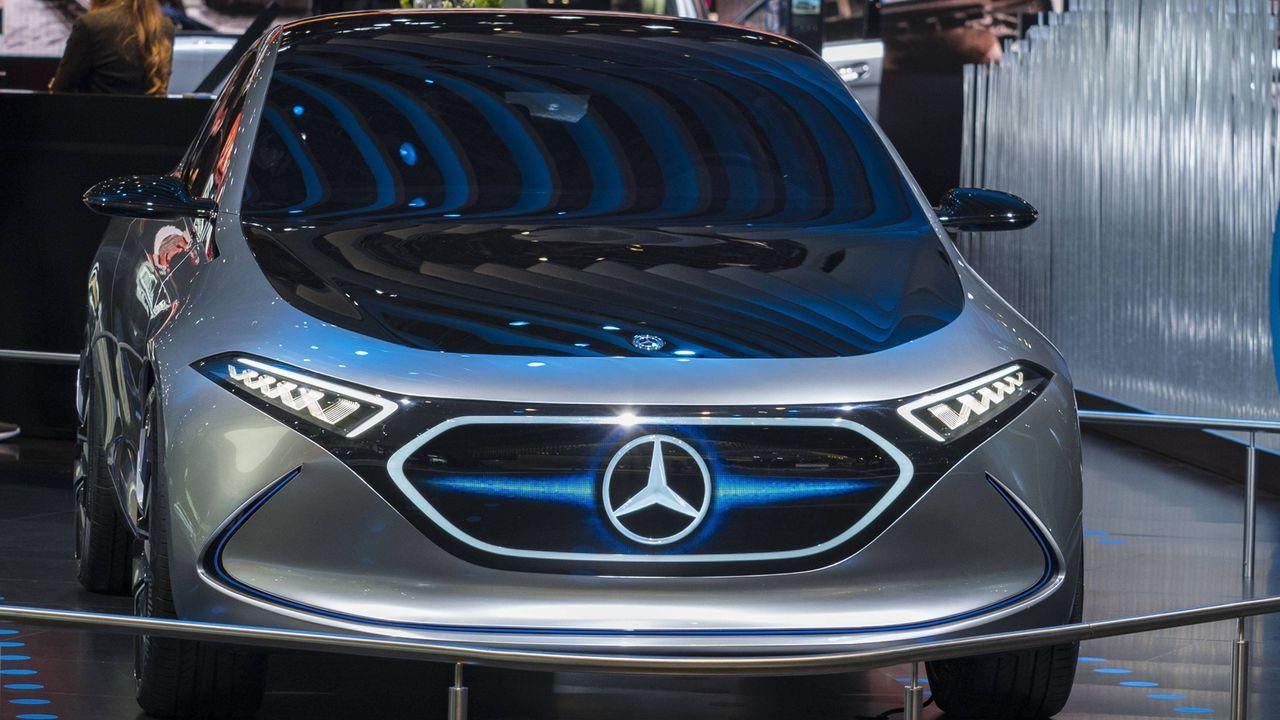 Mercedes EQA 250 - Bildquelle: imago/ZUMA Press