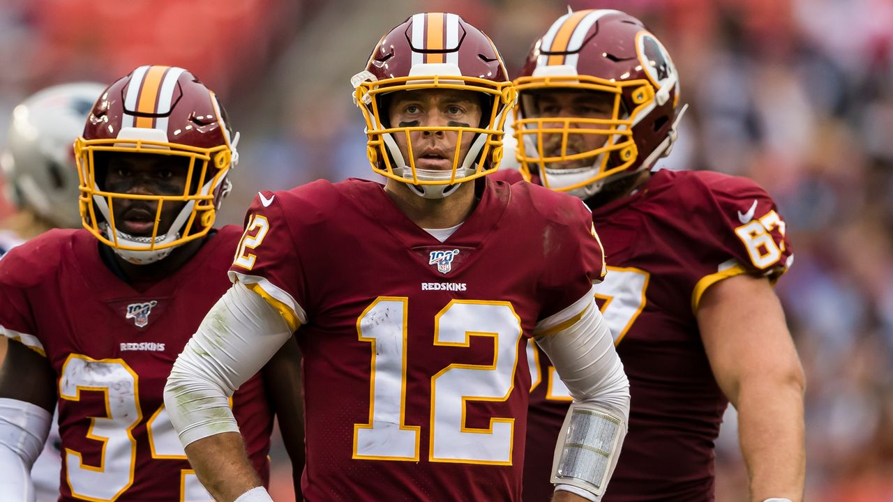 Pick 2: Washington Redskins - Bildquelle: 2019 Getty Images