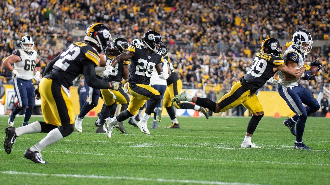 Gewinner: Pittsburgh Steelers - Bildquelle: imago