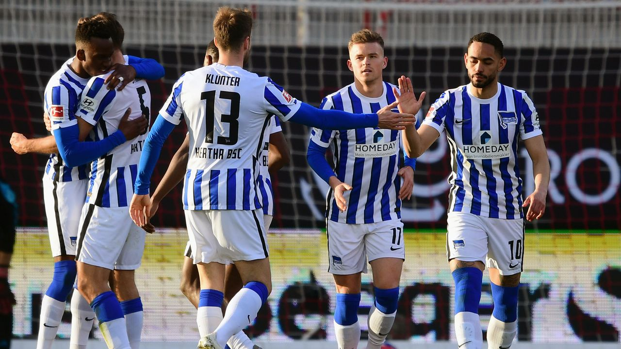 Hertha BSC - Bildquelle: 2021 Getty Images
