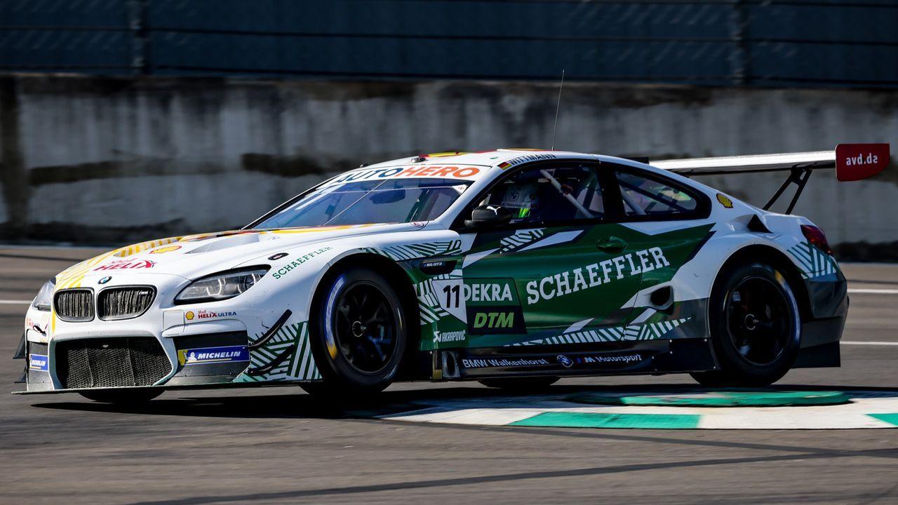 Walkenhorst Motorsport (Marco Wittmann) - Bildquelle: Gruppe C GmbH