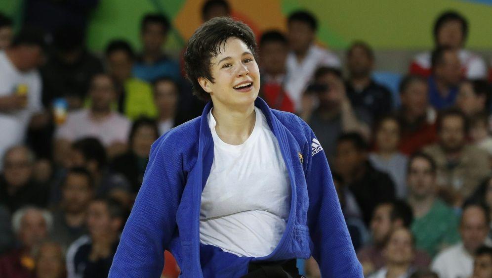 Laura Vargas Koch beendet ihre Judo-Karriere - Bildquelle: AFPSIDJACK GUEZ