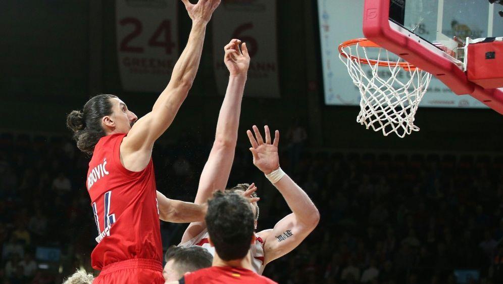 Bayerns Basketballer wollen Erfolgsserie ausbauen - Bildquelle: PIXATHLONPIXATHLONSID