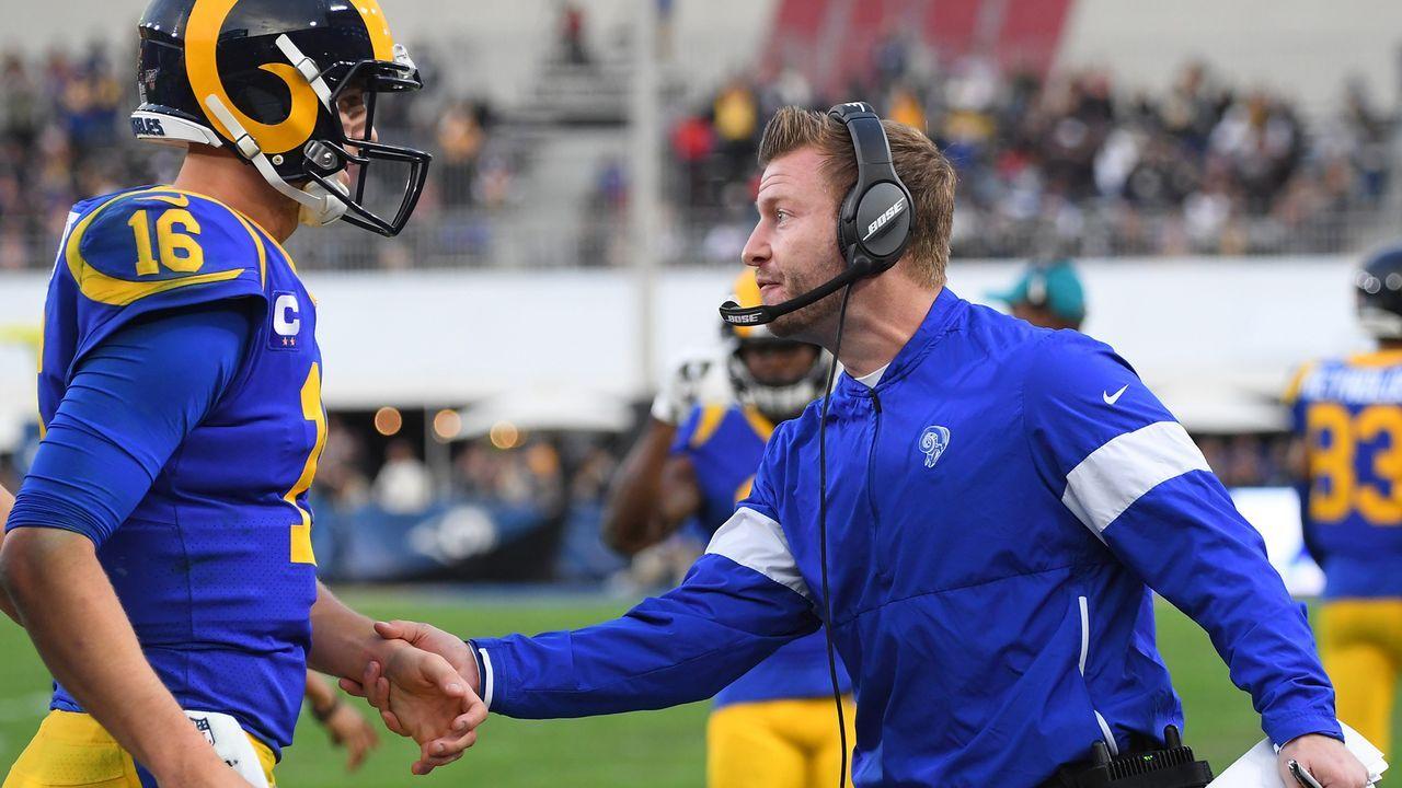 Verlierer: Los Angeles Rams - Bildquelle: 2019 Getty Images