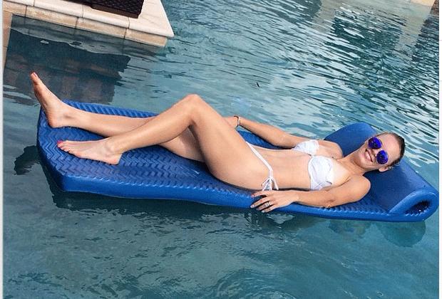 Caroline Wozniacki - Bildquelle: Instagram / @serenawilliams