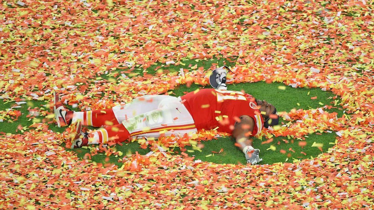 Große Geste nach Super-Bowl-Sieg: Chiefs-Star bezahlt Adoptionskosten für über 100 Hunde  - Bildquelle: imago