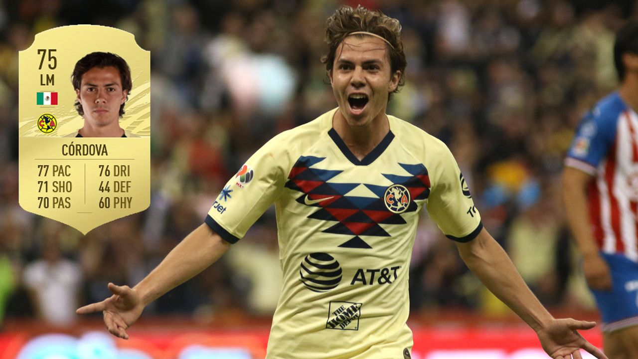 Sebastian Cordova (Club América) - Bildquelle: Imago / Futhead