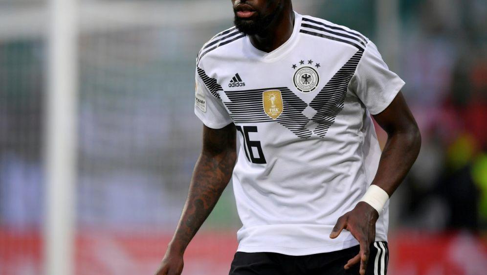 Antonio Rüdiger ist seit 2014 deutscher Nationalspieler - Bildquelle: PIXATHLONPIXATHLONSID