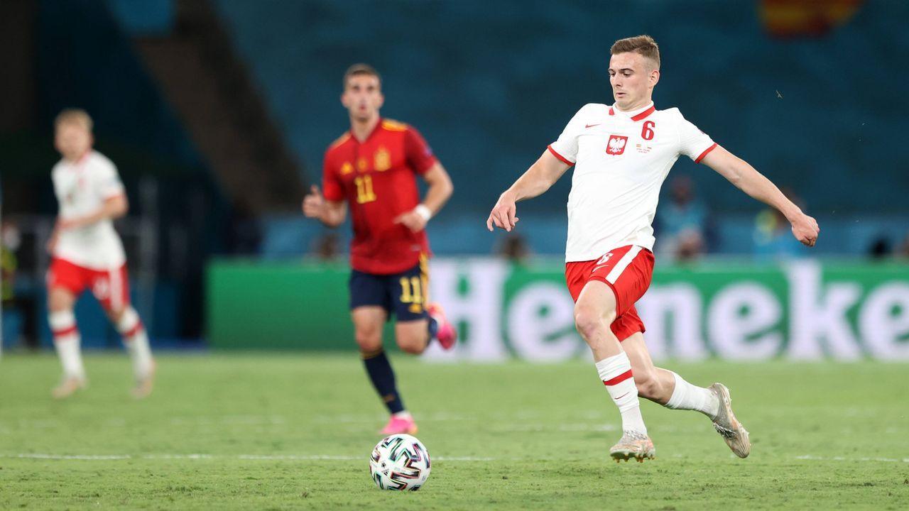 Bellingham schon wieder Geschichte: Polen stellt den jüngsten EM-Spieler aller Zeiten - Bildquelle: imago images/Newspix