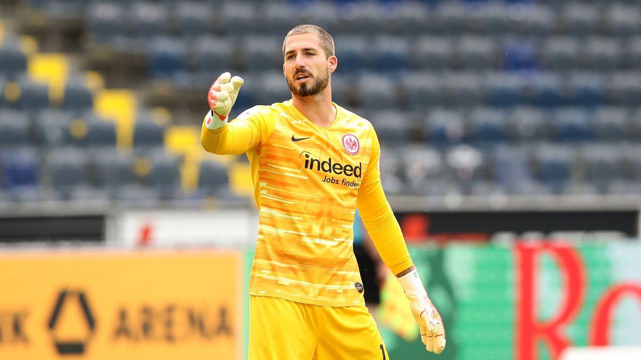Eintracht Frankfurt: Kevin Trapp - Bildquelle: Getty Images