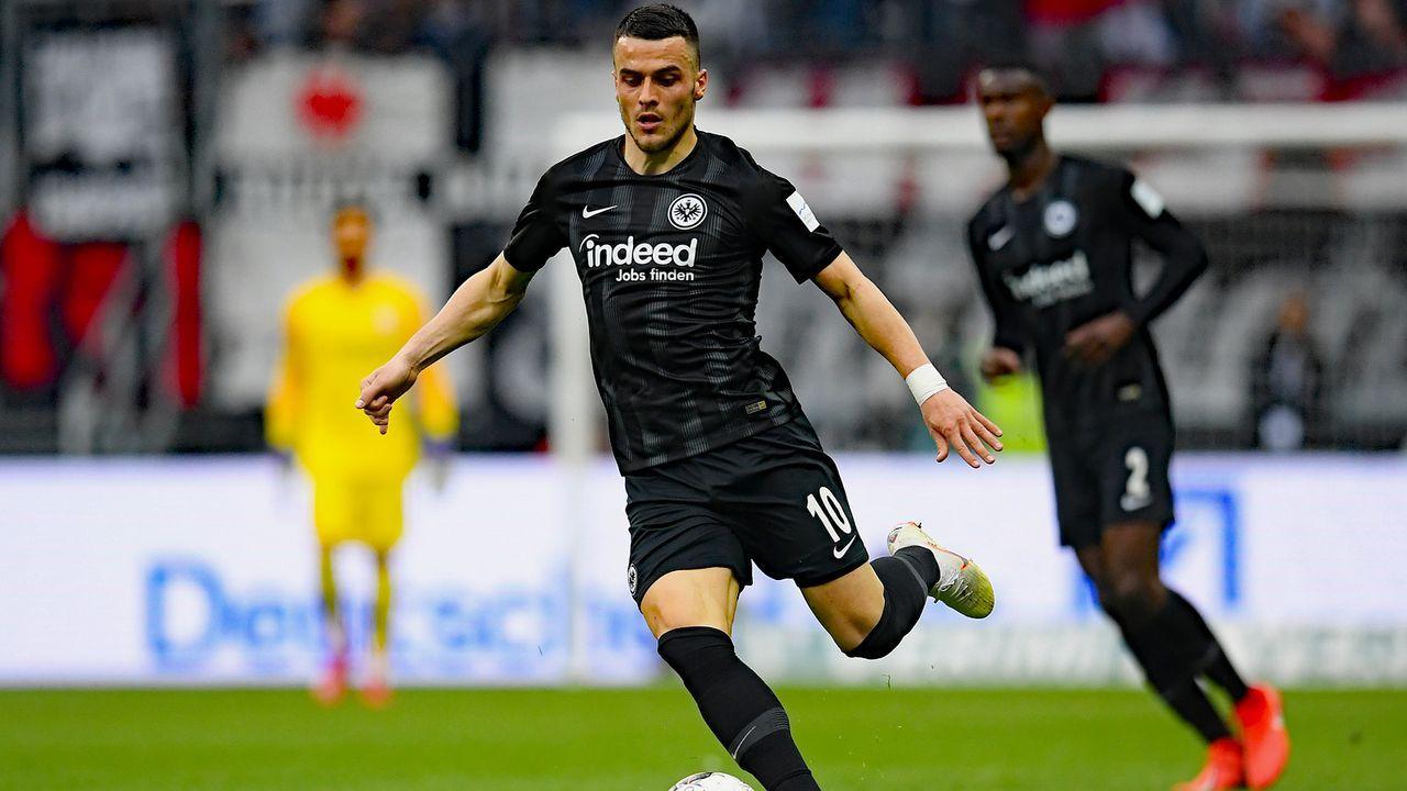 Platz 7 - Filip Kostic (Eintracht Frankfurt) - Bildquelle: 2019 Getty Images
