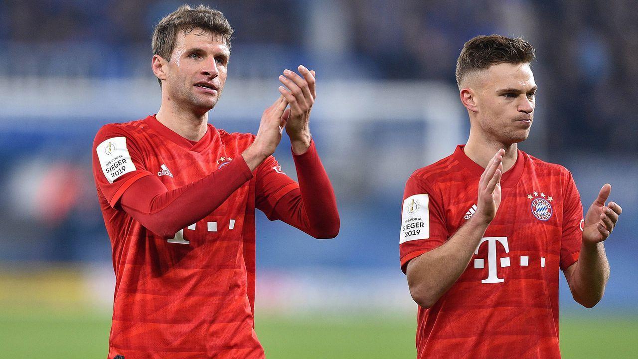 FC Bayern München - Bildquelle: imago images/Revierfoto