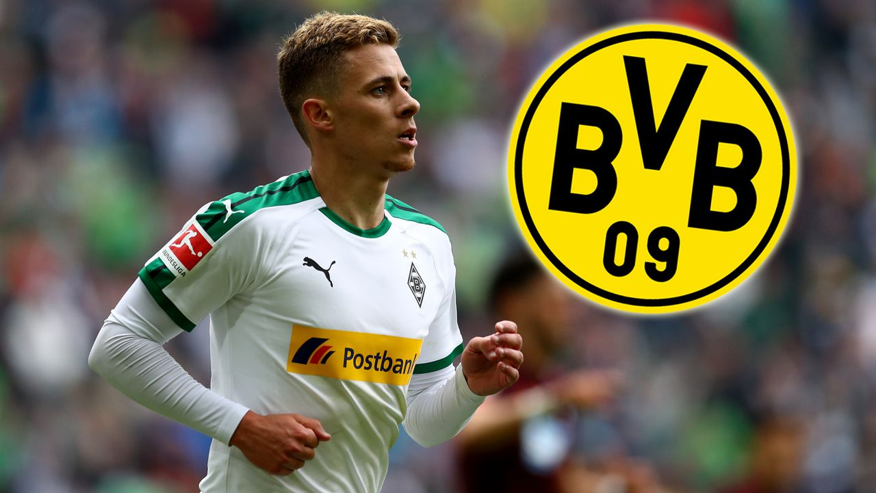 Thorgan Hazard (Borussia Dortmund) - Bildquelle: Getty Images
