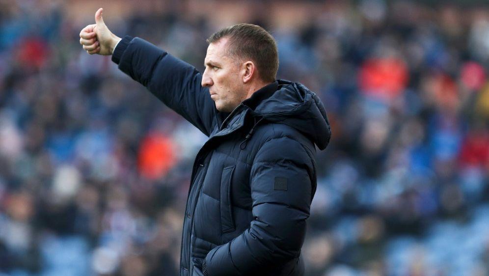 Aaron Rodgers und Leicester gewinnen gegen West Ham - Bildquelle: FIROFIROSID