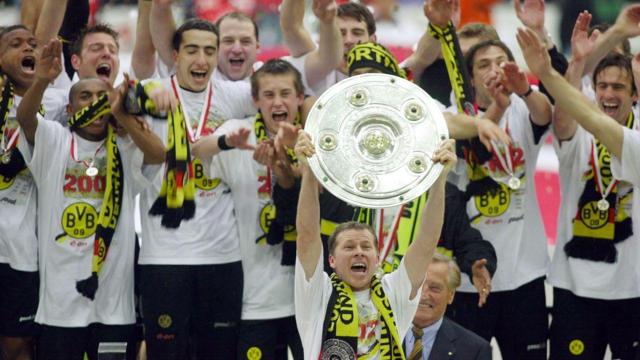 Der BVB wird deutscher Meister - Bildquelle: Bongarts