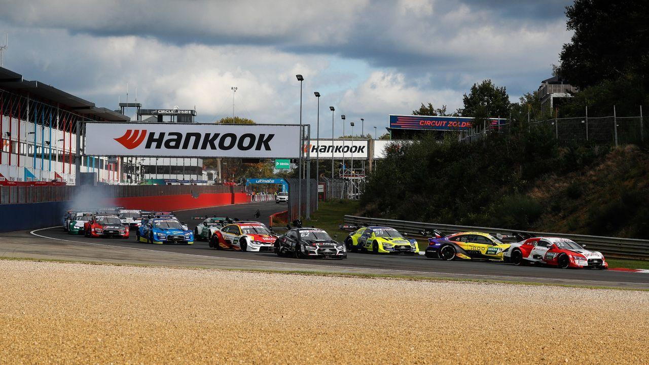 Von Monza bis Norisring: Der Rennkalender der DTM 2021 - Bildquelle: Imago