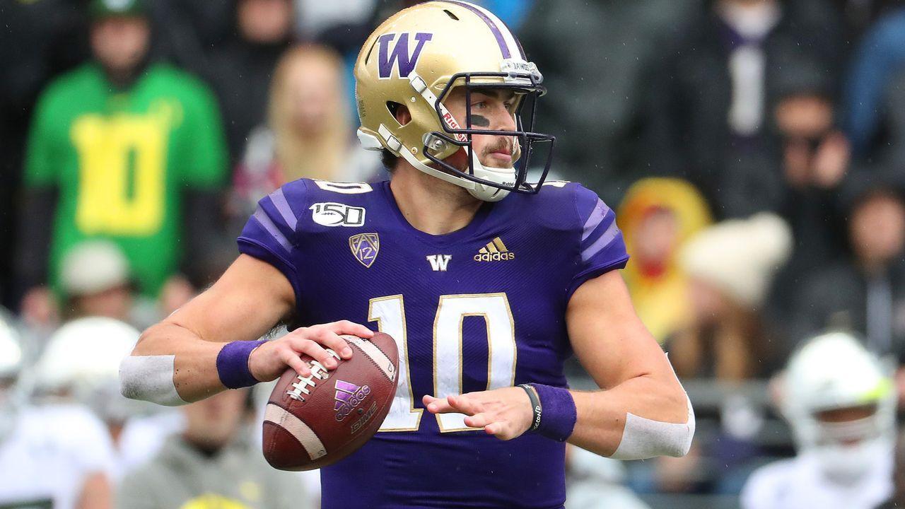 6. Jacob Eason (Indianapolis Colts) - Bildquelle: 2019 Getty Images
