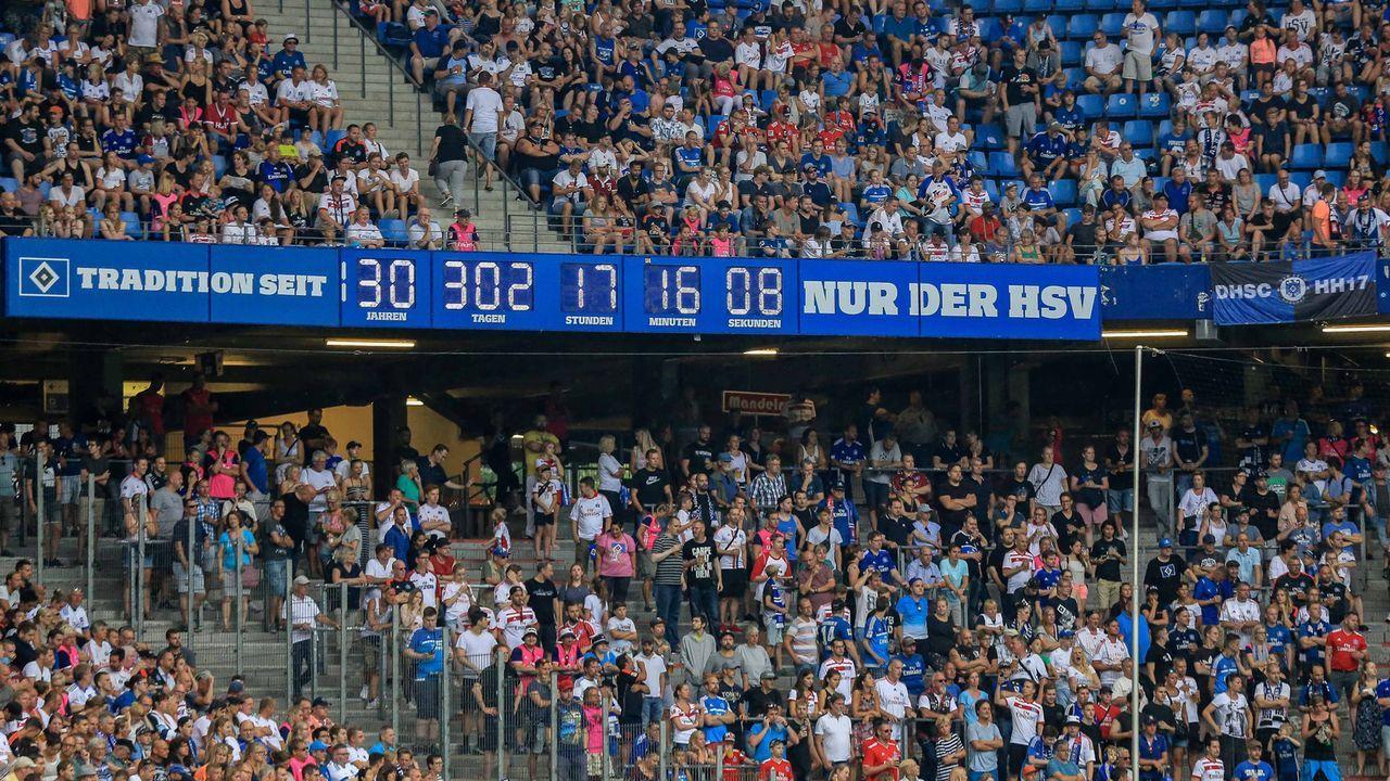 Hamburger SV - Bildquelle: imago/Oliver Ruhnke