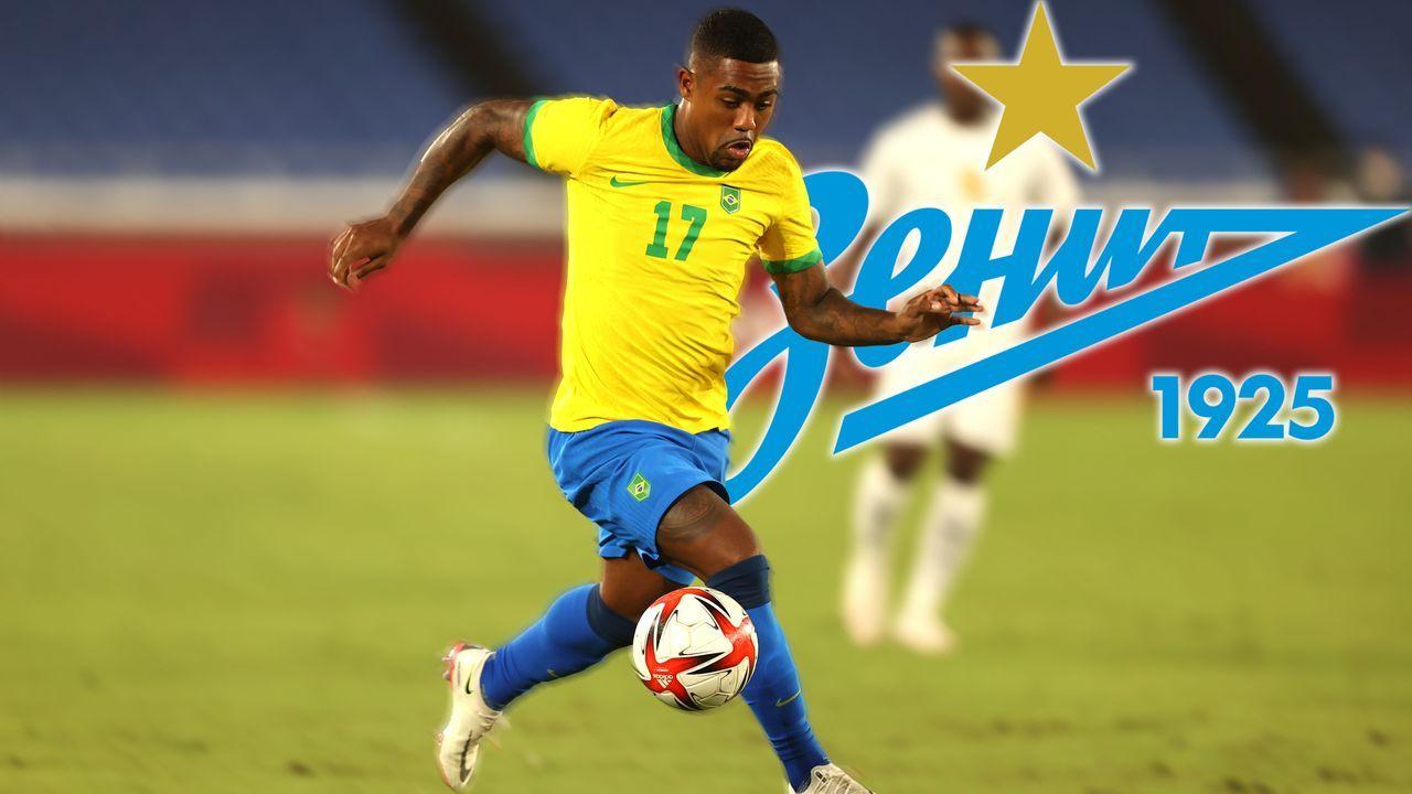 Umsonst nach Brasilien geflogen: Zenit St. Petersburg pfeift Nationalspieler zurück - Bildquelle: Getty Images