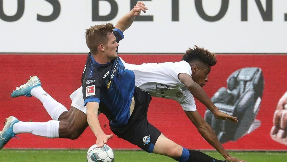 Luca Kilian absolvierte 15 Bundesliga-Spiele für den SCP - Bildquelle: FIROFIROSID