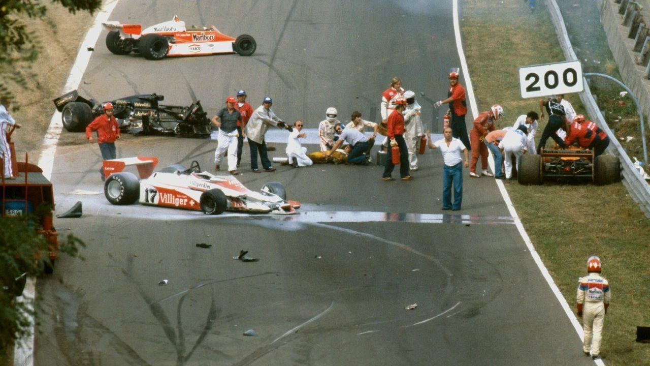 Italien-GP 1978 - Bildquelle: Imago