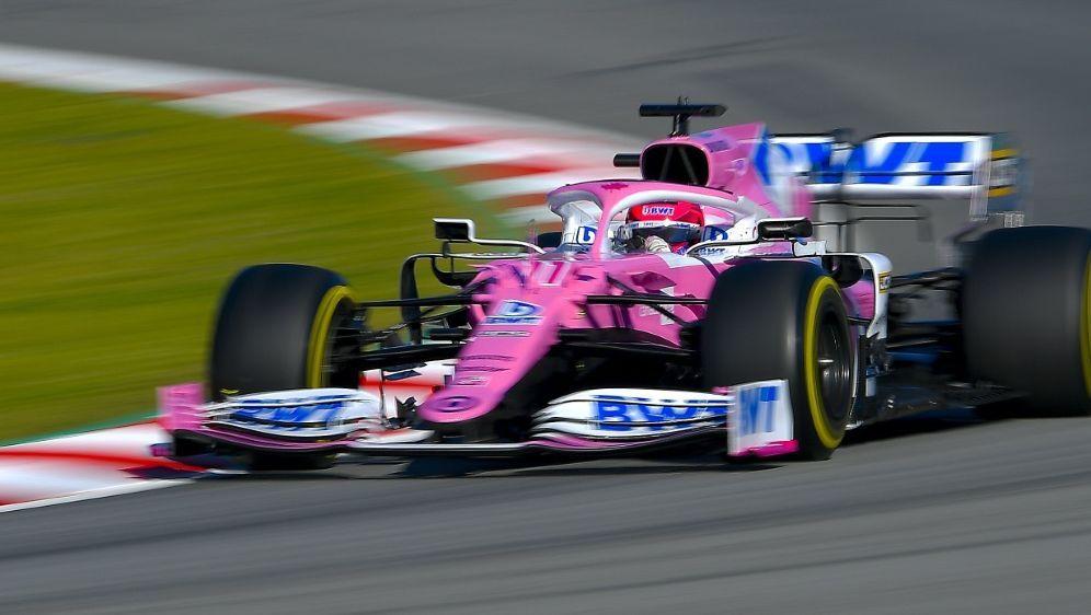 Ab 2021 Offiziell In Der Formel 1 Racing Point Wird Aston Martin