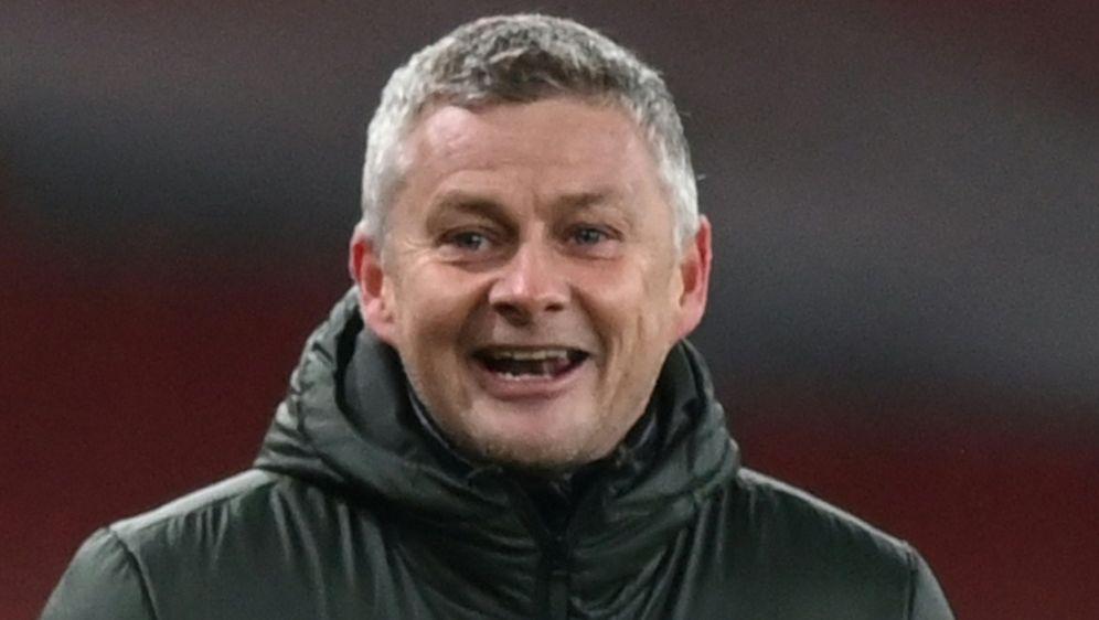 Ole Gunnar Solskjaer bleibt Manchester United erhalten - Bildquelle: AFPPOOLSIDSHAUN BOTTERILL