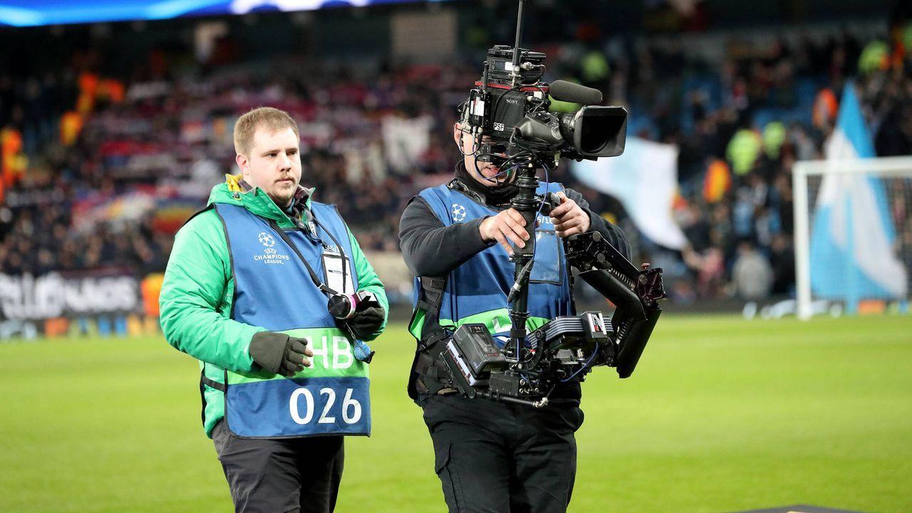 Diese Champions-League-Einnahmen würden Manchester City flöten gehen - Bildquelle: imago/Domenic Aquilina