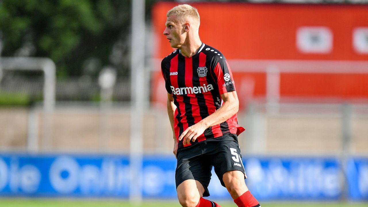 Mitchel Bakker (Bayer 04 Leverkusen) - Bildquelle: imago