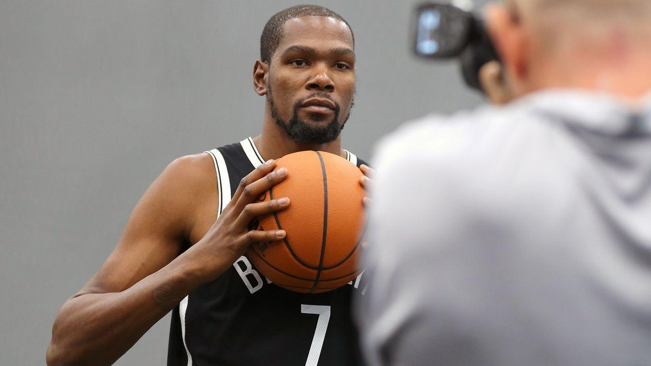 Platz 7 - Kevin Durant (Basketball) - Bildquelle: 2019 Getty Images