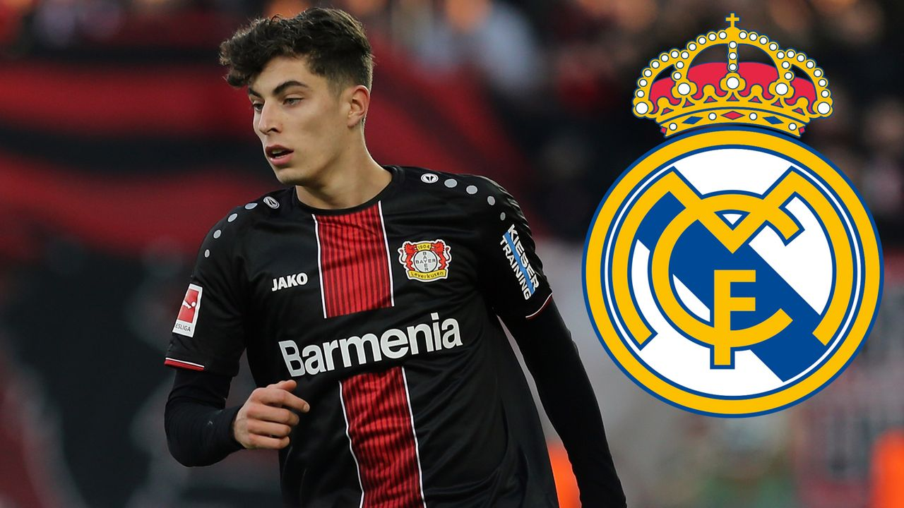 Kai Havertz (Bayer Leverkusen) - Bildquelle: 2020 Getty Images