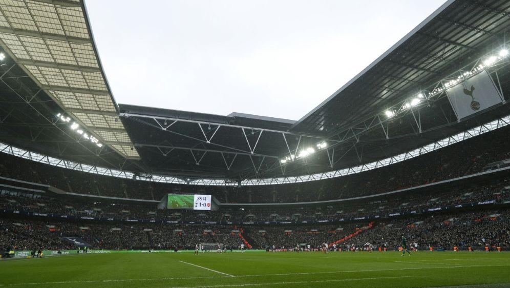 Wembley bei Gastspiel der DFB-Frauen ausverkauft - Bildquelle: AFPSIDADRIAN DENNIS