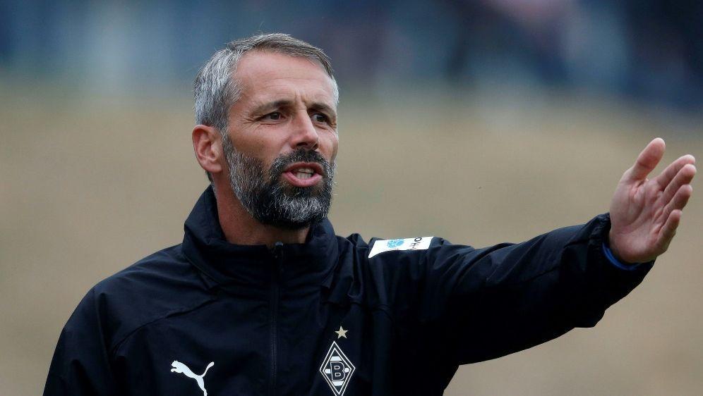 Marco Rose kritisiert Schnelllebigkeit in der Bundesliga - Bildquelle: PIXATHLONPIXATHLONSID